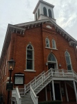 Dexter Avenue King Memorial Baptist Church
