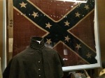 This is a Sixth Alabama Cavalry Regiment Confederate battle flag.