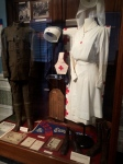The museum also houses artifacts from Alabama's time in World War I.